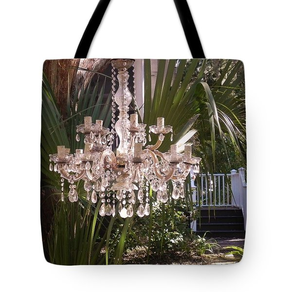 Only In Beaufort Tote Bag by Patricia Greer