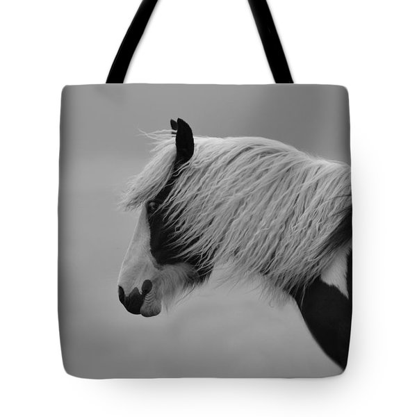 Only The Wind Spoke Of Softness Tote Bag by Studio Yuki