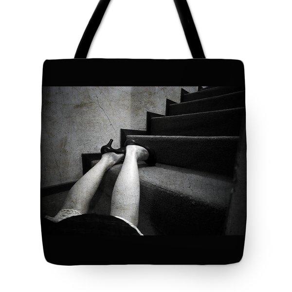 Oops... Tote Bag by Laura Melis