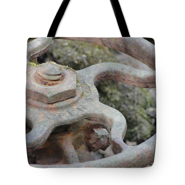 Tote Bag featuring the photograph Open Or Close by Tiffany Erdman
