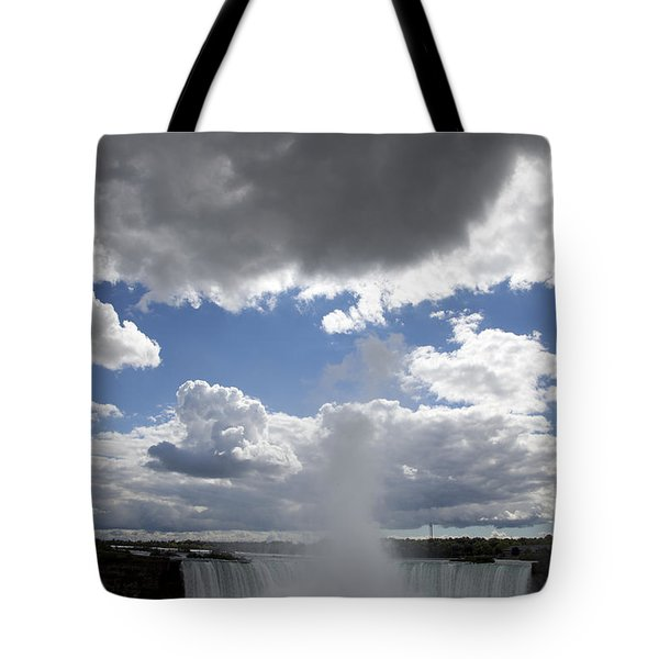 Opening Tote Bag by Amanda Barcon