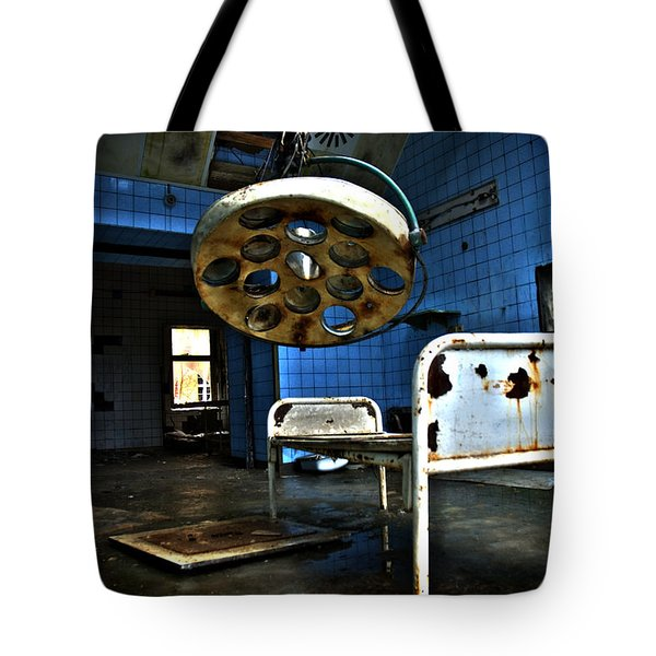 Operation Time Tote Bag