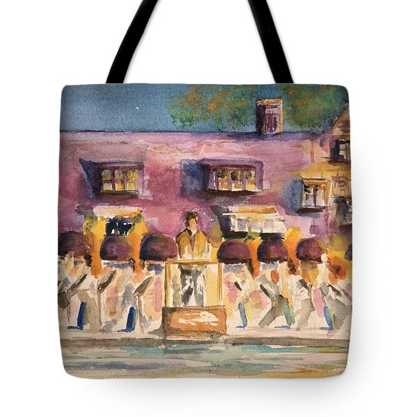 Orchestra Evening Gala At Ford House  Tote Bag