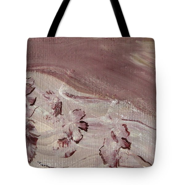 Orchid River Tote Bag