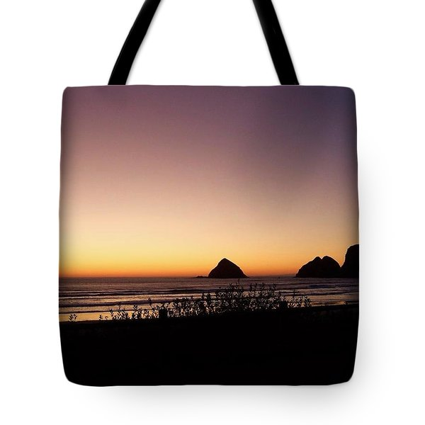 Oregon Coast 16 Tote Bag