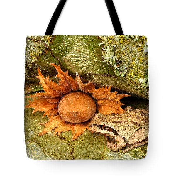 Oregon Combo Tote Bag by Jean Noren