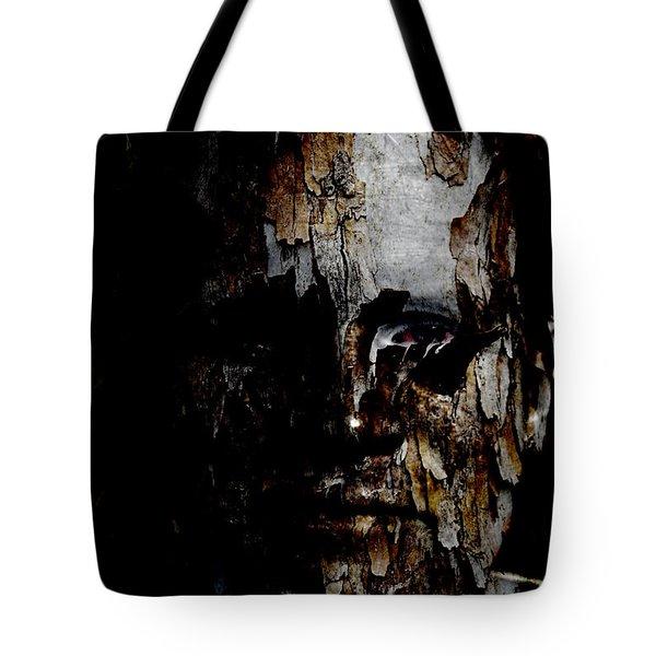 Organic Metamorphosis Tote Bag by Christopher Gaston