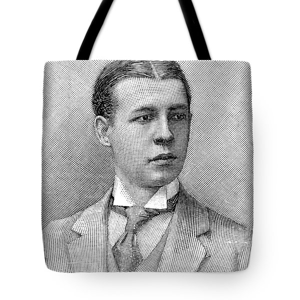 O.s. Campbell, 1891 Tote Bag by Granger