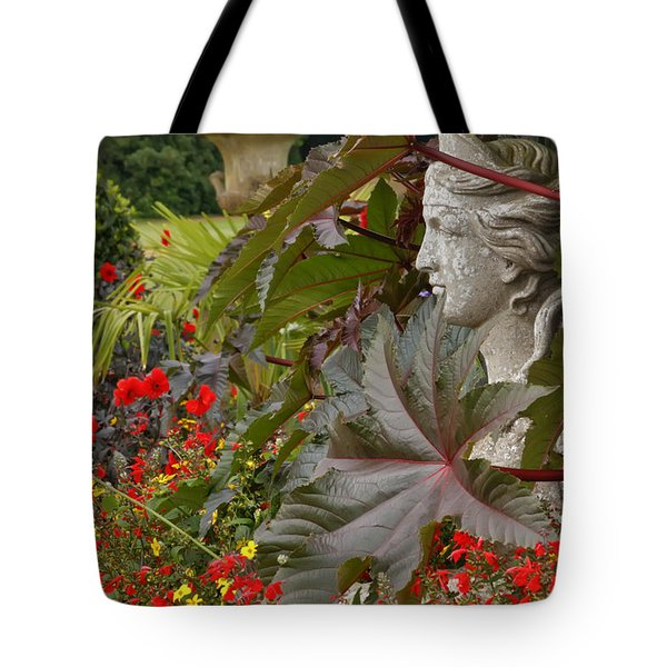 Tote Bag featuring the photograph Osborne Lady by KG Thienemann