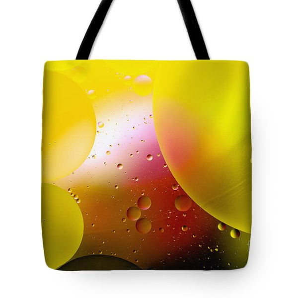 Other Worlds - D007924 Tote Bag by Daniel Dempster