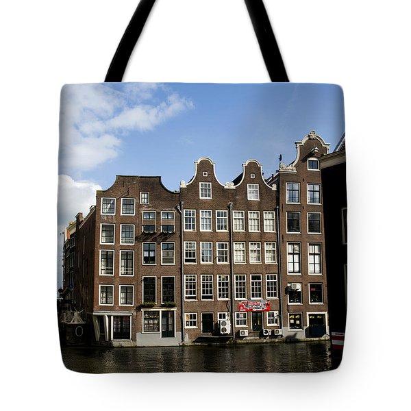 Oudezijds Voorburgwal Tote Bag