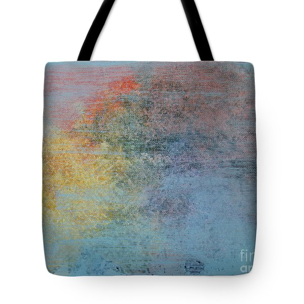 Out Of The Blue Tote Bag
