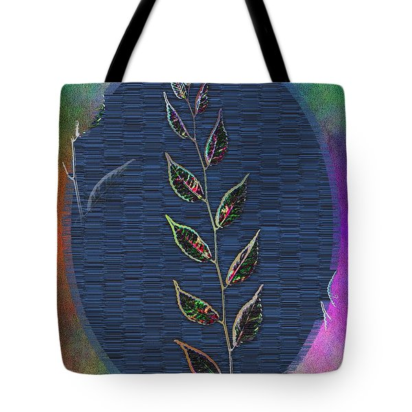 Out Of The Mist 4 Tote Bag by Tim Allen