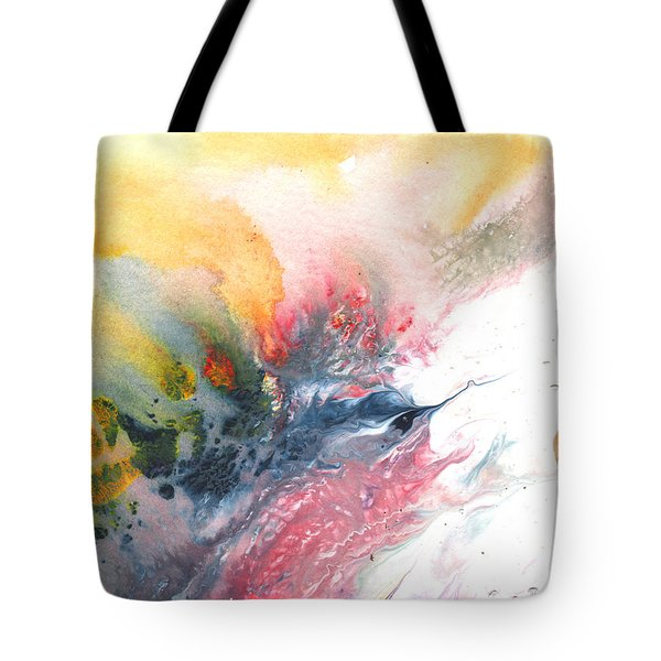 Out Of The Nest Tote Bag by Miki De Goodaboom
