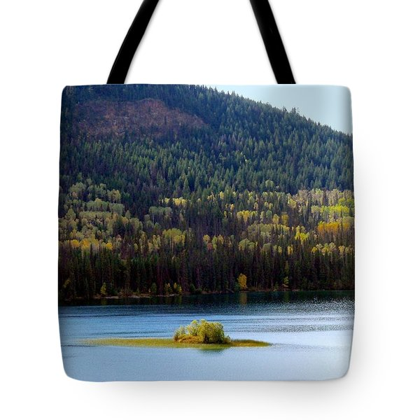 Outlook 18 Tote Bag by Will Borden