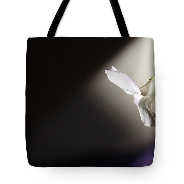 Tote Bag featuring the photograph Oxalis Bloom by Kume Bryant