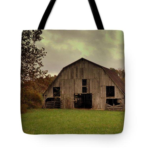 Ozark Barn 5 Tote Bag by Marty Koch