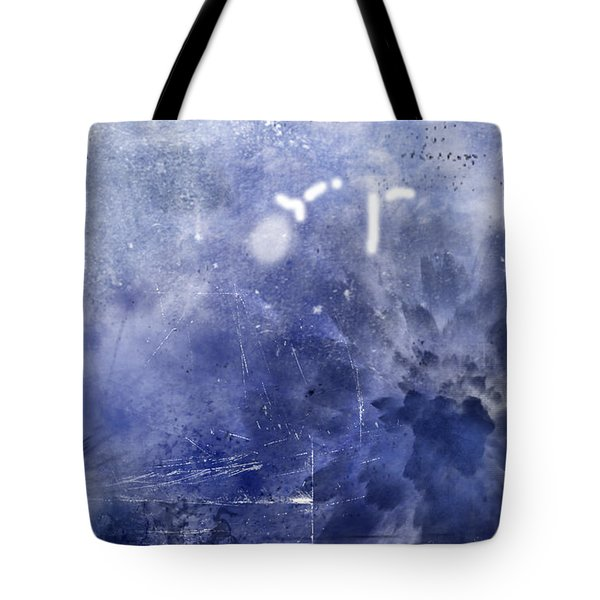 Pacific Bloom Tote Bag by Christopher Gaston