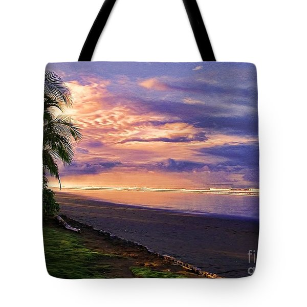 Pacific Sunrise Tote Bag