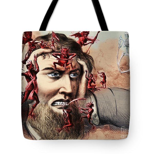 Pain Tote Bag by Omikron and Photo Researchers