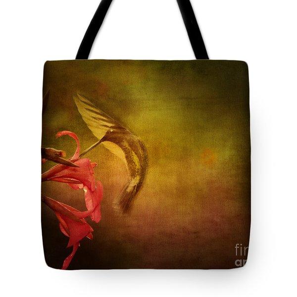 Painterly Ballet Tote Bag by Anne Rodkin