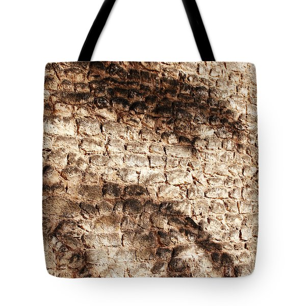 Palm Fragment Tote Bag