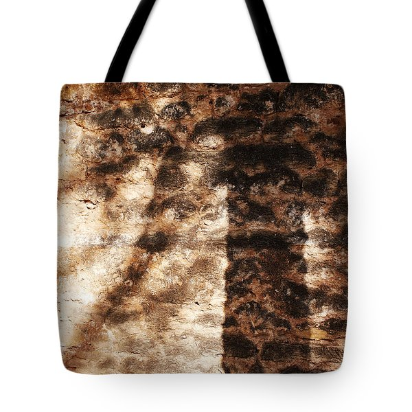 Palm Trunk Tote Bag