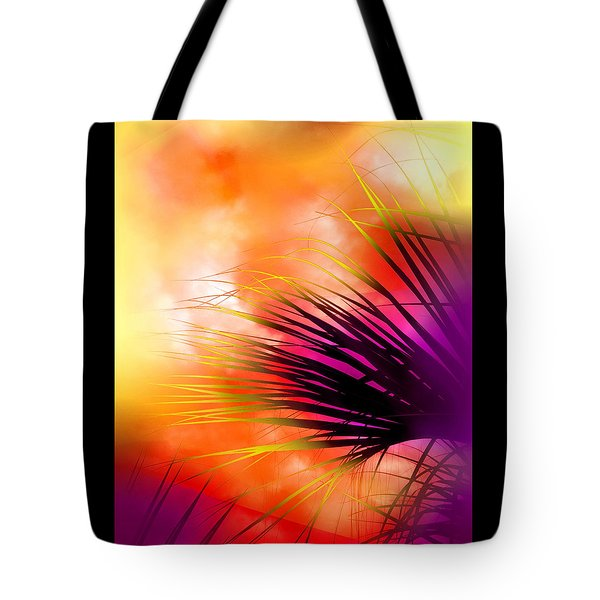 Palmetto Tote Bag