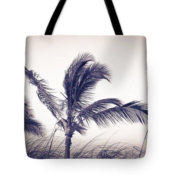 Palms 4 Tote Bag