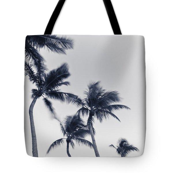 Palms 6 Tote Bag