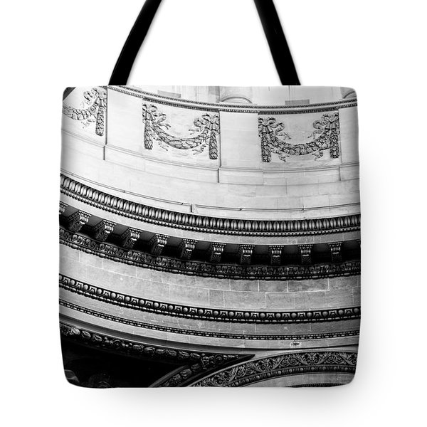 Pantheon Dome Tote Bag by Sebastian Musial