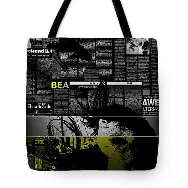 Paper Love Tote Bag
