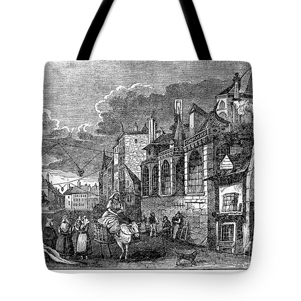 Paris: Street, 1830s Tote Bag by Granger