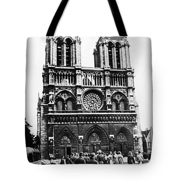 Paris: World War II, 1940 Tote Bag by Granger