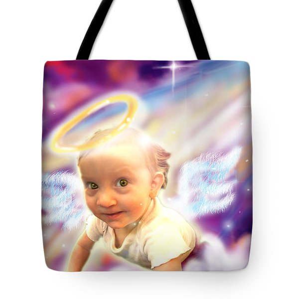 Parkinson.angelic 2 Tote Bag