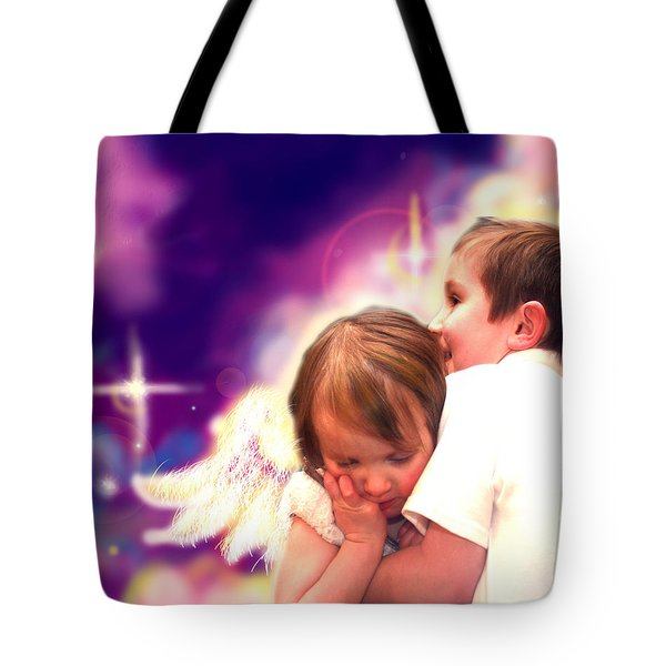 Parkinson.angelic 3 Tote Bag