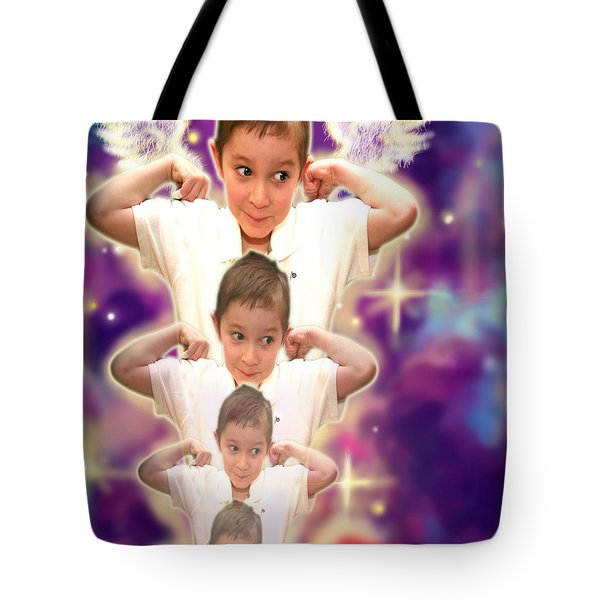 Parkinson.angelic  Tote Bag
