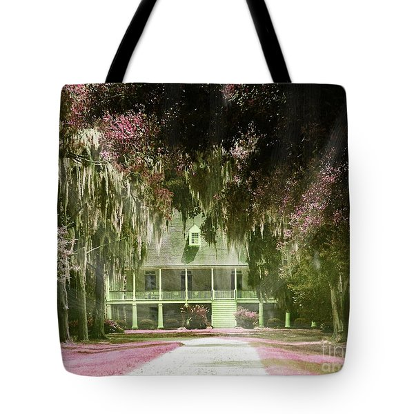 Parlange Plantation Circa 1750 New Roads La Tote Bag