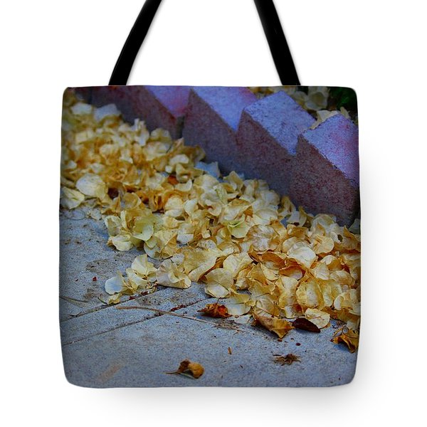 Parting Thoughts Tote Bag