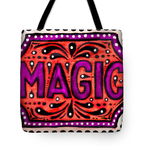 Party Magic  Tote Bag