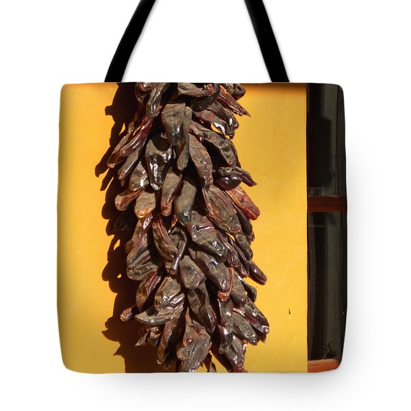 Paso Peppers Tote Bag