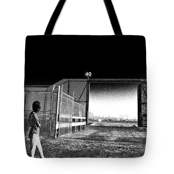 Passage Tote Bag by Marlo Horne