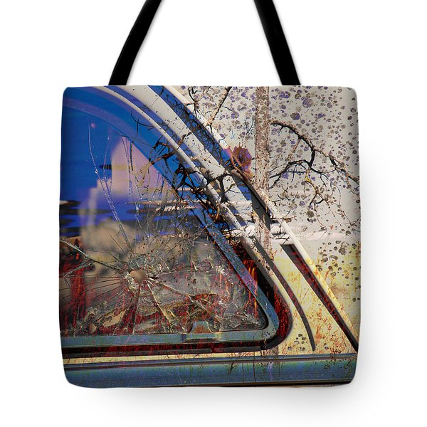 Passenger Side Ride Guild  Tote Bag by Jerry Cordeiro