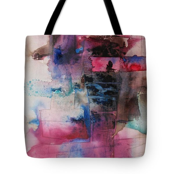 Passion Tote Bag by Marilyn Woods