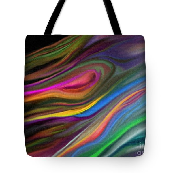 Passion Tote Bag by Rand Herron