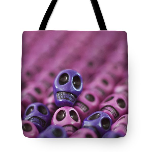 Passionate Smile Tote Bag by Mike Herdering