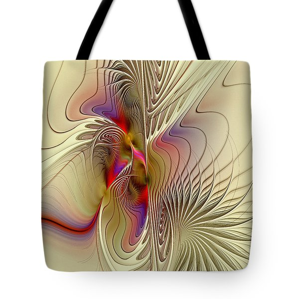 Passions And Desires Tote Bag