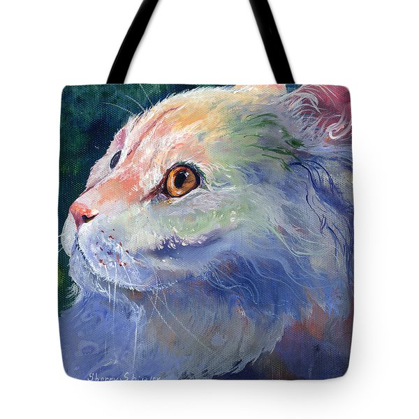 Pastel Persian Tote Bag by Sherry Shipley