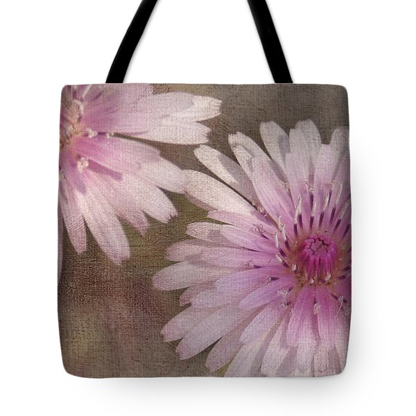 Pastel Pink Passion Tote Bag by Benanne Stiens