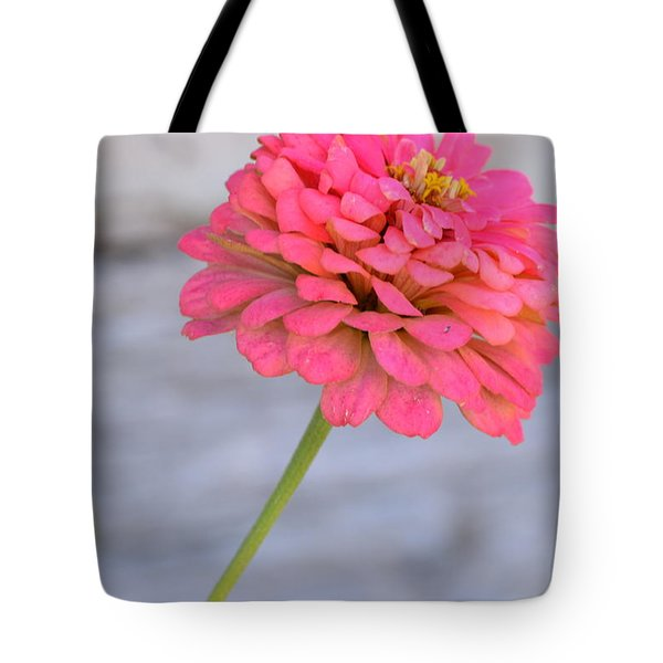Pastel Posey Tote Bag